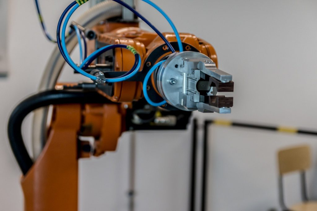 Roboterfoto Ingenieurbüro Wieland Bottke Ahrensburg